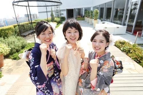 ハタチフォト*ANAクラウンプラザホテル神戸写真室